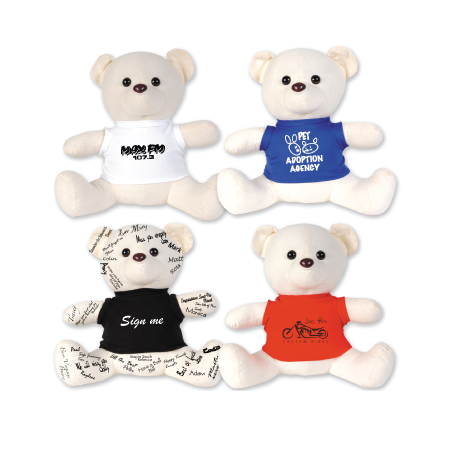 Signature Calico Bear LL5759