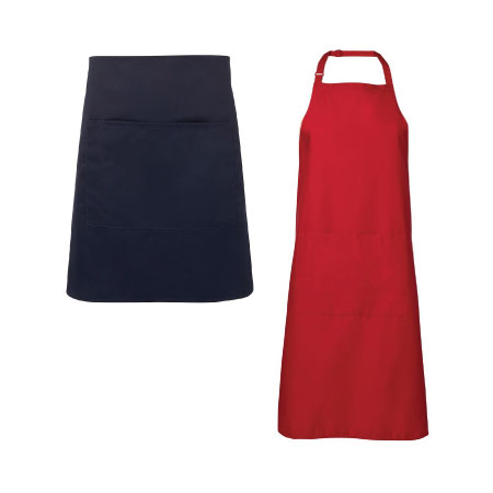Apron With Pocket 5A