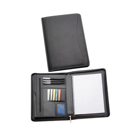 A4 Leather Compendium 505