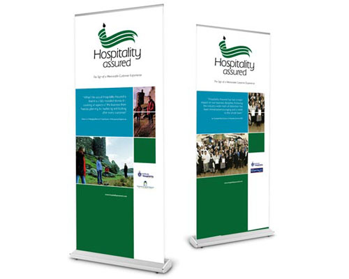 Elite Pull Up Banners