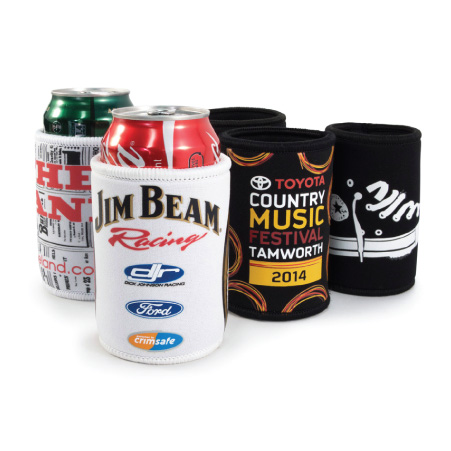 Screen Printed Stubby Coolers