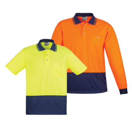 Syzmik Basic Spliced Polo ZH231