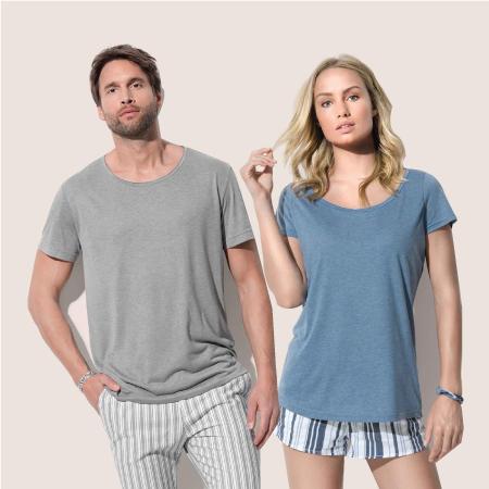 Premium Blend Crew Neck T-Shirt ST9850