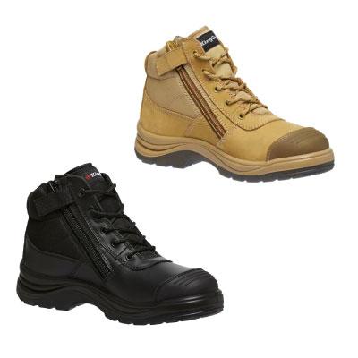 King Gee Tradie Zip PR Boot K27125