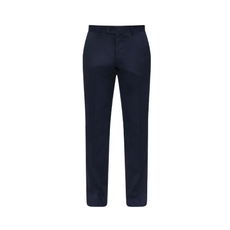 Bracks Men's Plain Twill Ezifit Trouser TRFEZM124