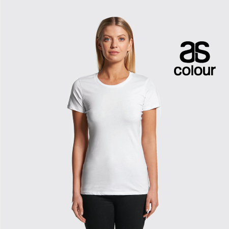 AS Colour Wafer Tee 4002
