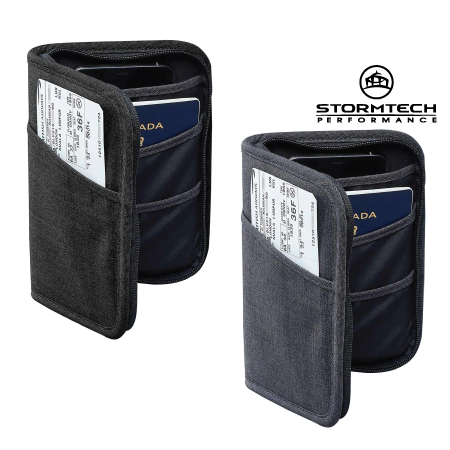 Cupertino RFID Passport Wallet PWX-1