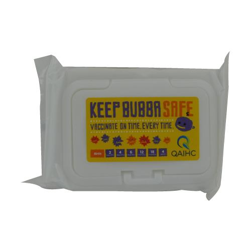 Aqua Wet Wipes LL4659