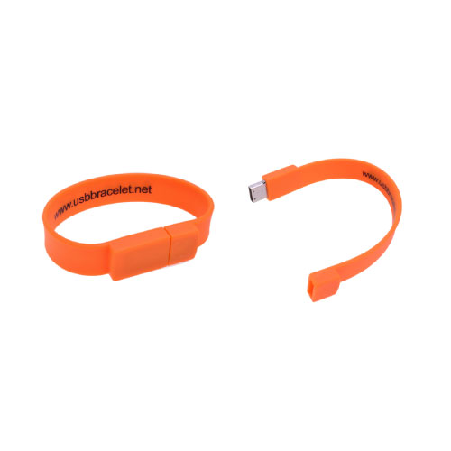 Silicone Wristband Flash Drive PCU623