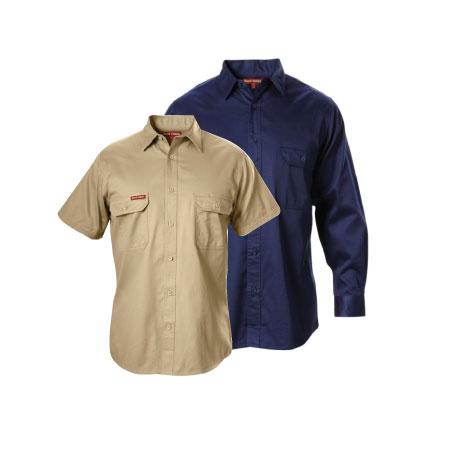 Hard Yakka Cotton Drill Shirt Y07510
