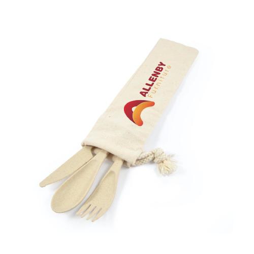 Delish Eco Cutlery Set LL8790