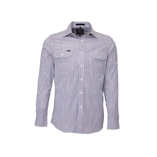 Ritemate Pilbara Double Pockets Shirt RMPC011