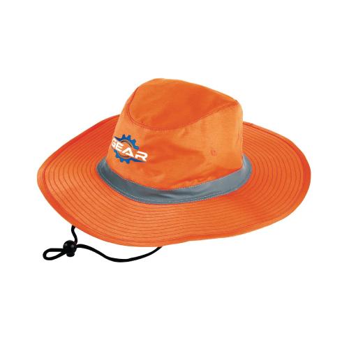 Hi Vis Reflector Safety Hat 3900