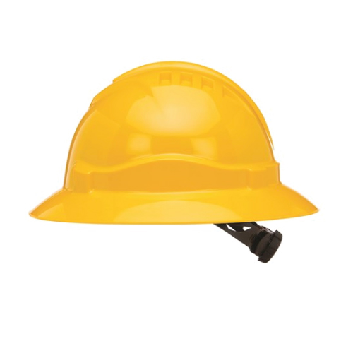 V6 Hard Hat Unvented Full Brim HH6FB