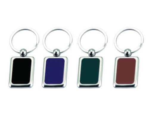 Coloured Plated Keyring JK028A