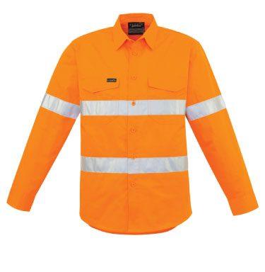 Syzmik Hoop Taped Shirt ZW640