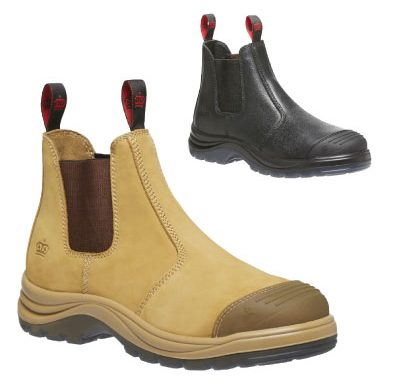 King Gee Tradie Elastic Pull-Up Boot K25200