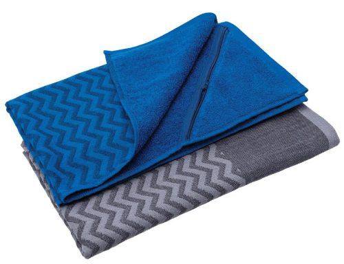Elite Gym Towel with Pocket M118
