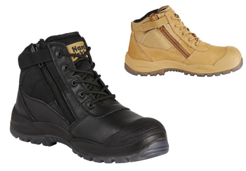 Hard Yakka Utility Side Zip Boot Y60125